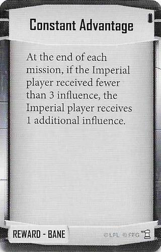 Constant Advantage