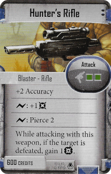 Hunter's Rifle