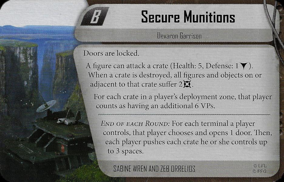 Secure Munitions