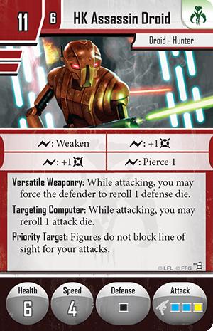 HK Assassin Droid (Elite)