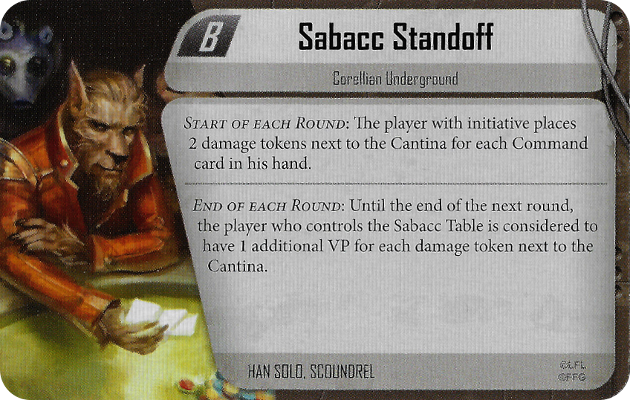 Sabacc Standoff