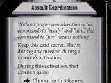 Assault Coordination