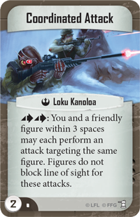 Coordinated Attack (Command Card)