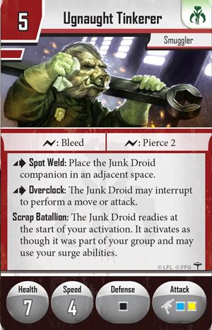 Ugnaught Tinkerer (Elite)