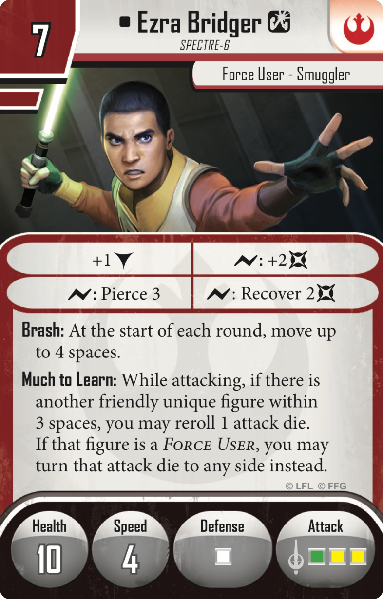 Ezra Bridger (Skirmish)