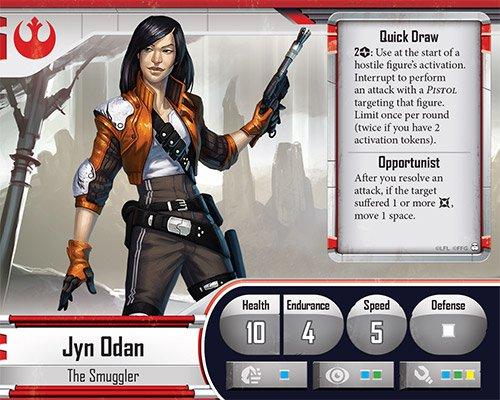 Jyn Odan (Hero)