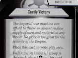 Costly Victory