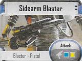 Sidearm Blaster