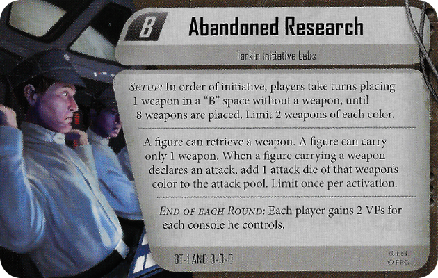 Abandoned Research