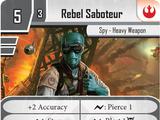 Rebel Saboteur