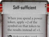 Self-sufficient