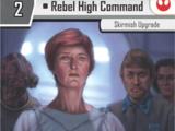 Rebel High Command