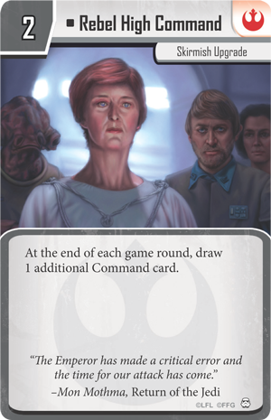 Rebel High Command