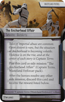The Anchorhead Affair
