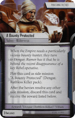 A Bounty Protected
