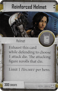 Reinforced Helmet