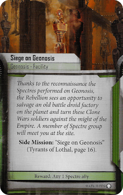 Siege on Geonosis