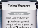Tusken Weaponry
