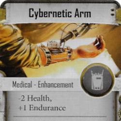 Cybernetic Arm
