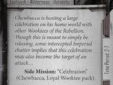 Celebration (Side Mission)