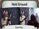 Hold Ground