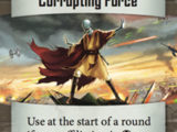 Corrupting Force