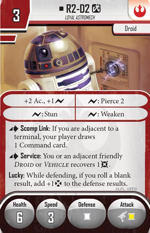 R2-D2 (Skirmish)