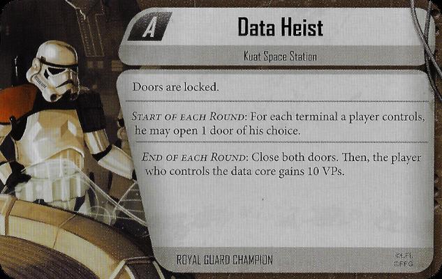 Data Heist