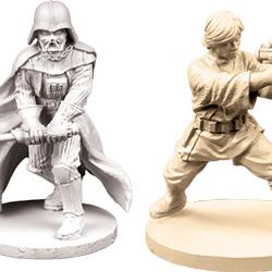 Luke Skywalker Ally Pack