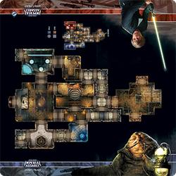 Jabba's Palace Skirmish Map