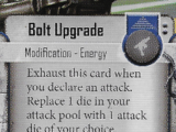 Bolt Upgrade