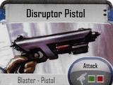 Disruptor Pistol