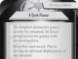 Lord Vader's Command