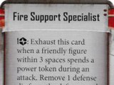 Fire Support Specialist