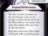 Perpetual Reinforcements