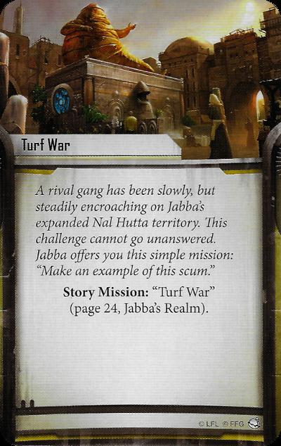 Turf War