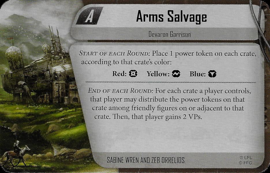 Arms Salvage