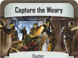 Capture the Weary