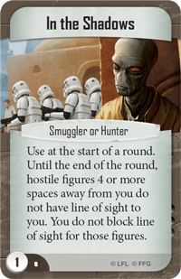 In the Shadows (Command Card)