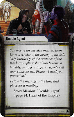 Double Agent (Story Mission)