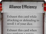 Alliance Efficiency