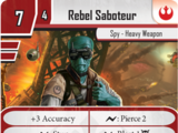 Rebel Saboteur (Elite)