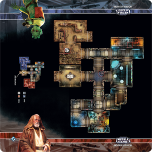 Anchorhead Cantina Skirmish Map