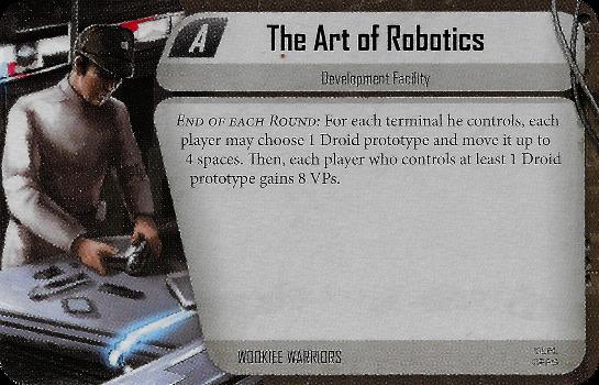 The Art of Robotics