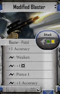 Modified Blaster