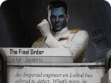 The Final Order