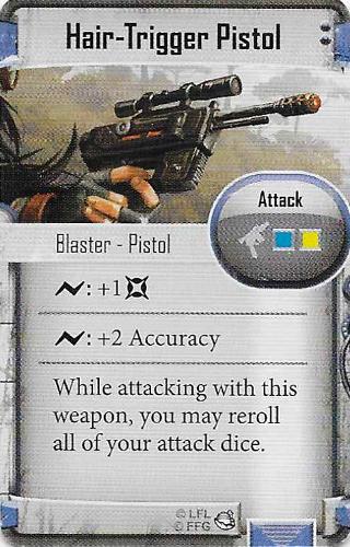 Hair-Trigger Pistol