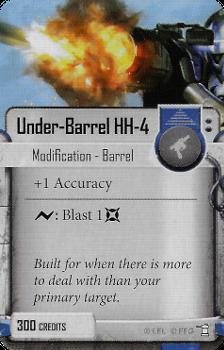 Under-Barrel HH-4