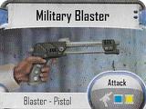 Military Blaster