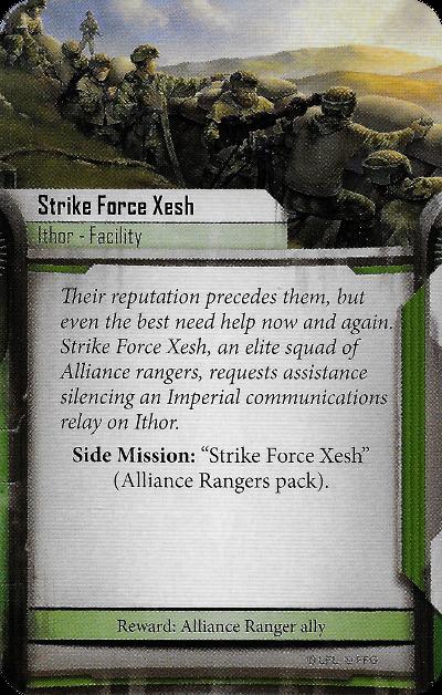 Strike Force Xesh